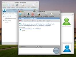 mac messenger 8 videofonference