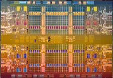 Intel Xeon 6500 7500 Nehalem-EX Die