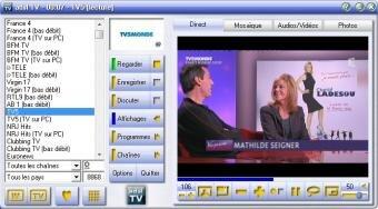 adslTV 2010.1 TV PC streaming magnetoscope vidéo web