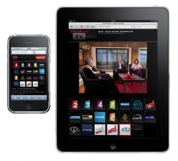 ipad iphone free tv