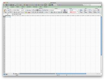 excel office 2011