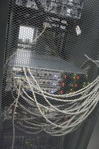 free data center inauguration visite