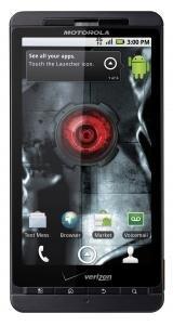 Motorola Droid X Android Eclair