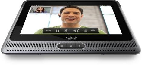 Cisco Cius tablette tactile Android