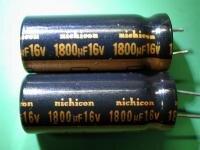 Condensateurs Nichicon Dell