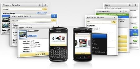 ebay blackberry