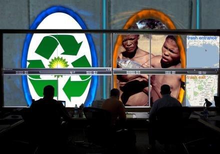 photo BP détournement concours