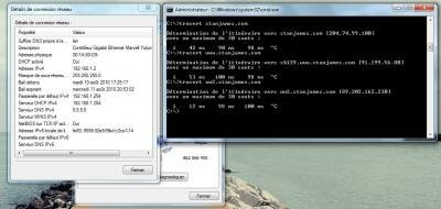test blocage stanjames.com filtrage arjel