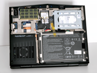 Alienware M11x naked