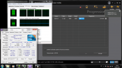 Alienware M11x Screenshot Media Espresso CPU