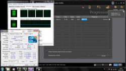 Alienware M11x Screenshot Media Espresso CPU