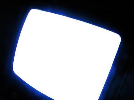 TV numérique television analogique écran
