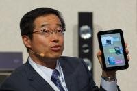 Samsung Galaxy Tab tablette tactile