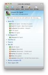 mac messenger 2011