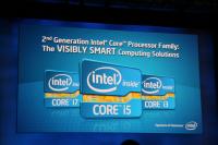 Intel IDF Day 1 Architecture Sandy Bridge