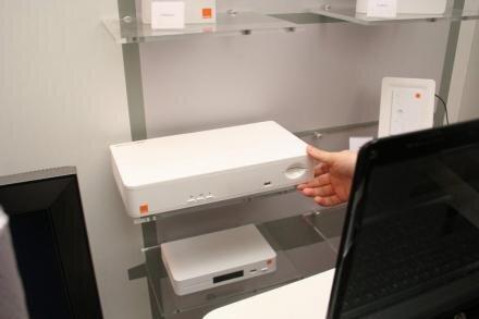 livebox pro premium mini babybox orange