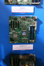Intel IDF 2010 SuperMicro SandyBridge X9SCL-F