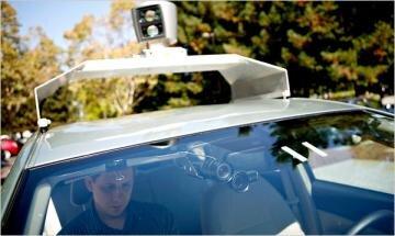 Google voiture automatisee