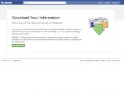 facebook vie privés récupérer données