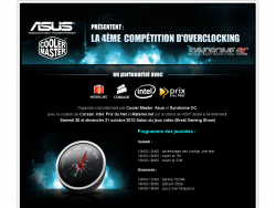 Concours OC Brest