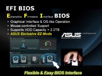 BIOS EFI P67 Asus