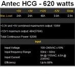Antec HCG 620