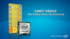 Sandy Bridge Intel Logo