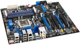 Intel Carte mere Burrage DT P67