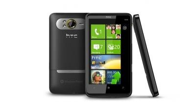 Windows Phone 7 HD7 HTC