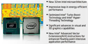 Intel Core i5 Sandy Bridge LGA 1155