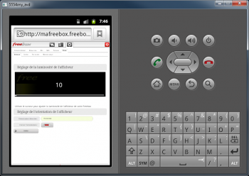 Freebox Revolution Android