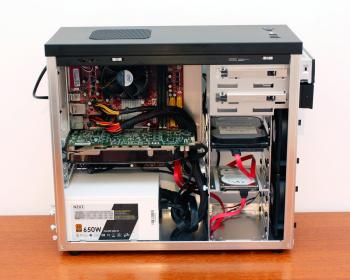 Lian Li PC A04 boitier micro atx techpowerup