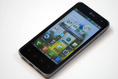 LG Optimus 2X Tegra 2