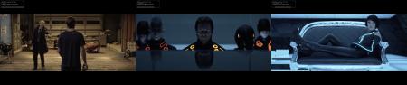 Flash 10.2 Tron l'héritage Youtube HD 1080p