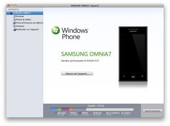 windows phone connector