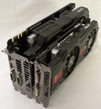 Asus GTX 570 Direct CU II