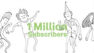 Spotify 1 million d'abonnés