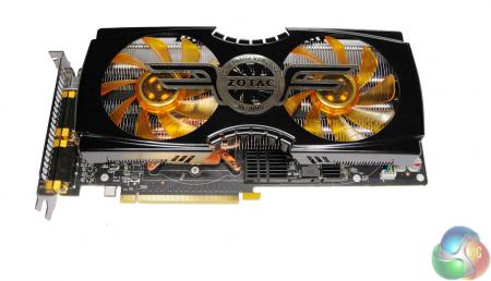 Zotac GeForce GTX 580 AMP