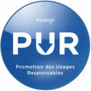 hadopi PUR logo promotion usage responsable