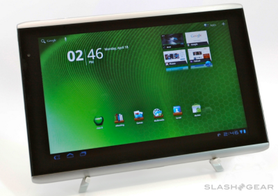 Acer Iconia Tab A500 Tegra 2