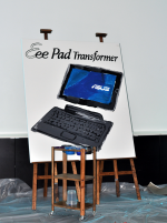 EeePad Transformer Speed Painting