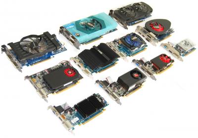 Comparatif VGA TechSpot