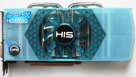 Radeon HD 6790 HIS ICEQ TURBO