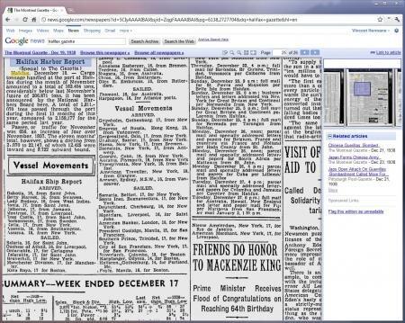 google news archive