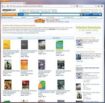 amazon mac software download