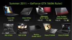 GeForce GTX 560M