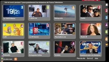 france televisions pluzz.fr TV catch up