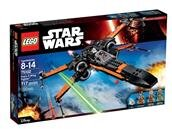 Lego Star Wars Poe's X-Wing Fighter à 70,90 euros
