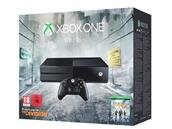 Xbox One 1 To The Division, 2e manette, Gears of War et Forza 6 : 349,99 €