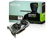 GeForce GTX 1060 OC 6 Go de KFA2 : 253,71 €